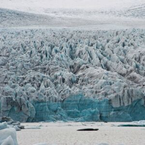 A Shift in the Ice